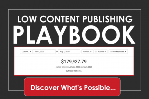 Kate Riley - Low Content Publishing Playbook Free Download