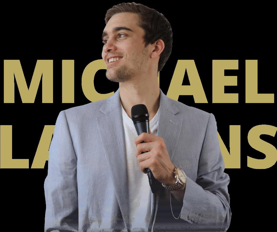Michael Laurens - 7-Figure Agency Sales System Download