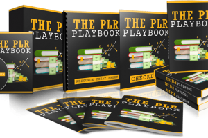 The PLR Show - The PLR Playbook Volume One Hands On Free Download