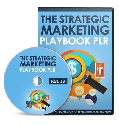 The PLR Show - The Strategic Marketing Playbook PLR Free Download