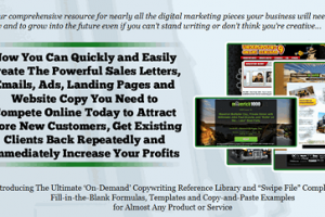 Yanik Silver - Ultimate Internet Copywriting Seminar Free Download