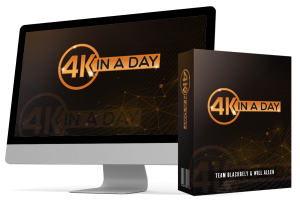 $4K In A Day + OTO's Free Download