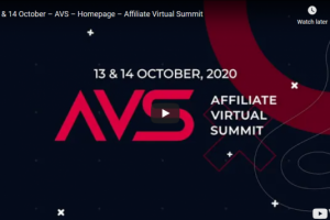 AVS - The Affiliate Marketers Virtual Mastermind 2020 Download