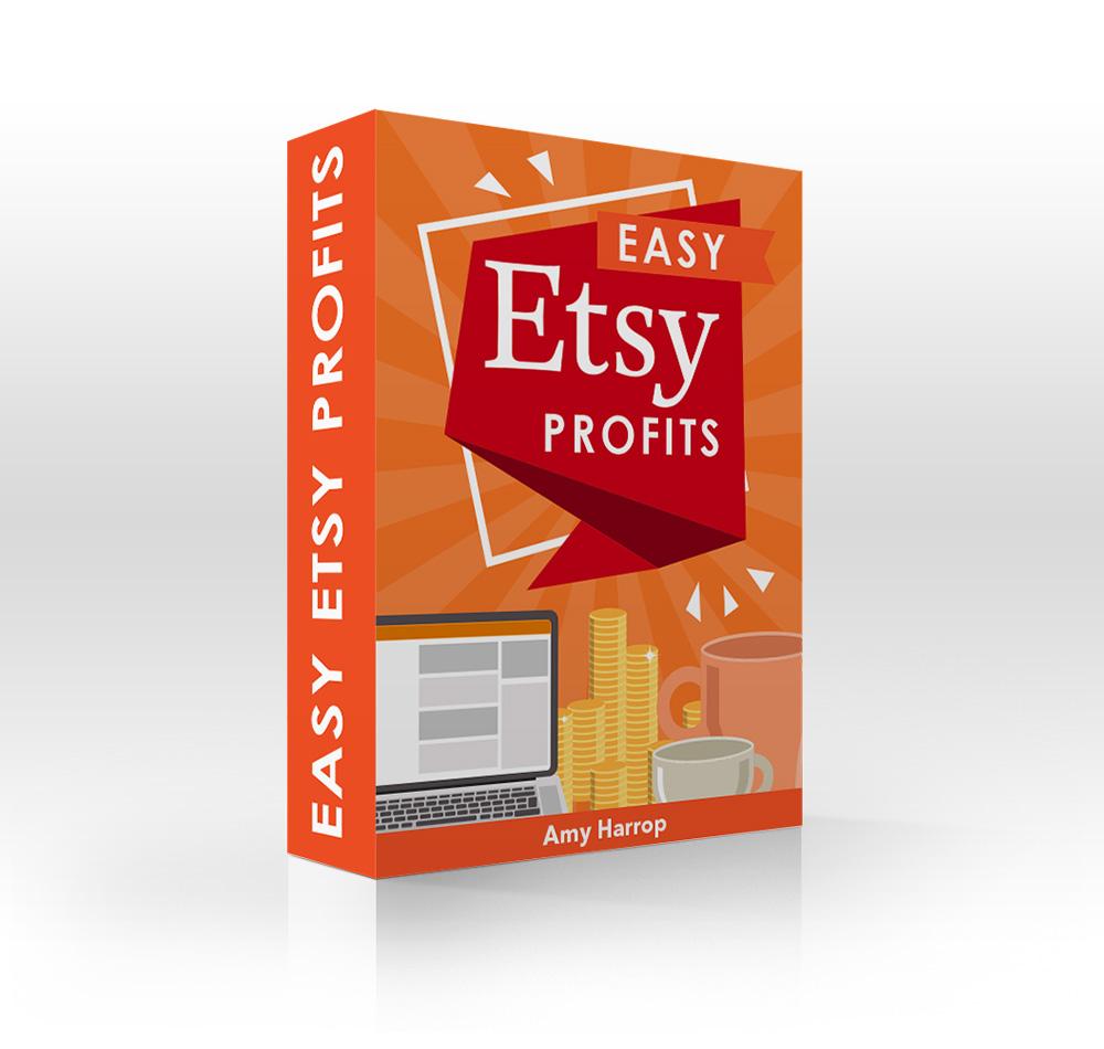 Amy Harrop - Easy Etsy Profits Free Download