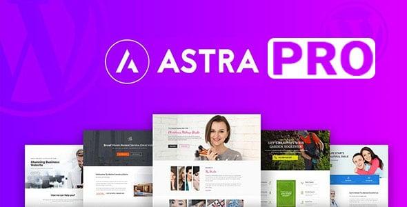 Astra Pro – Responsive Multi-Purpose Theme For WordPress Free Download