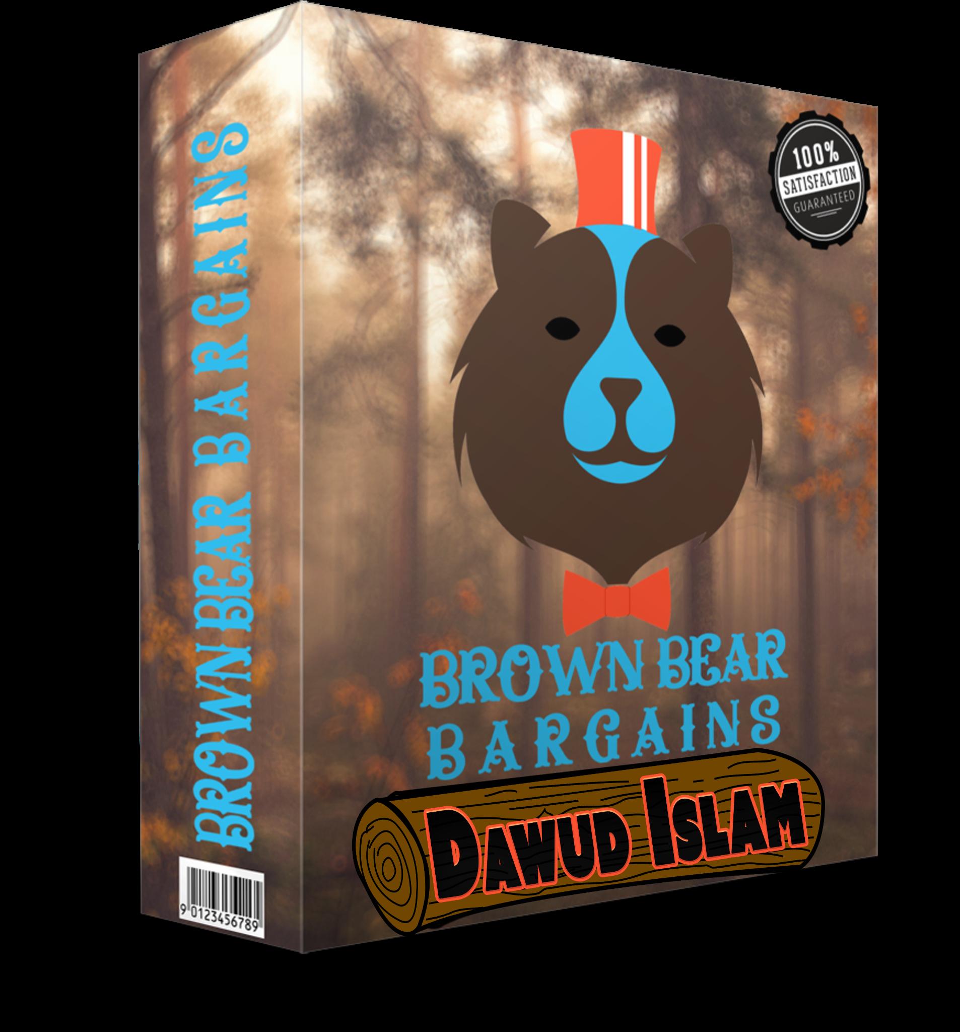 Dawud Islam - Brown Bear Bargains Free Download