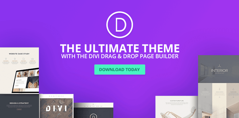 Divi – The Ultimate WordPress Theme and Visual Page Builder Plus Layouts & Plugins Free Download