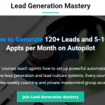 Eric Preston & Yashu Sharma - Lead Generation Mastery Download