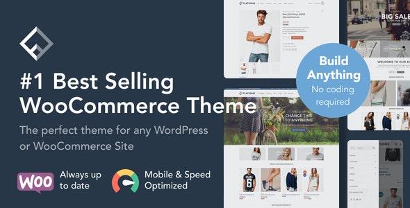 Flatsome – Multi-Purpose Responsive WooCommerce Theme Free Download
