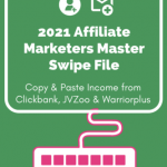 Jim Daniels - 2021 Affiliate Marketing Master Swipe File Free Download