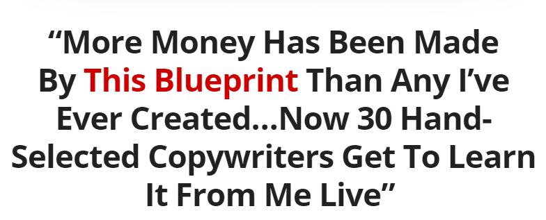 Jon Benson - The Copywriter Blueprint Download