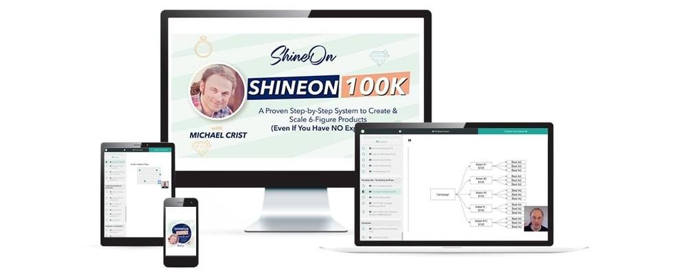 Michael Crist – ShineOn 100K Download