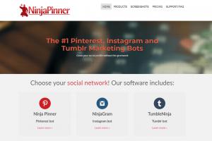 Ninja Pinner 7.6.4.9 Cracked 2020 (Pinterest bot) Free Download