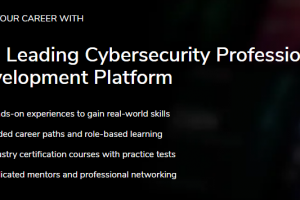 The Leading Cybersecurity Professional Development Platform Free Download