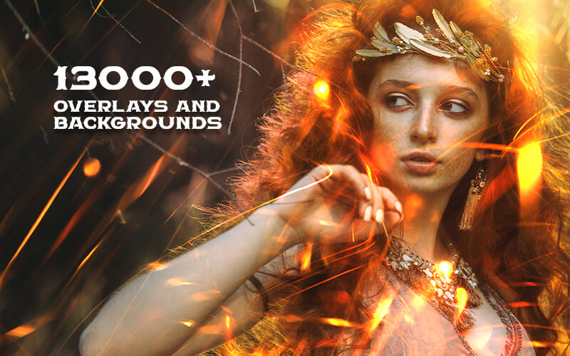 The SuperMassive Bundle Of 13,000+ Overlays And Backgrounds Free Download