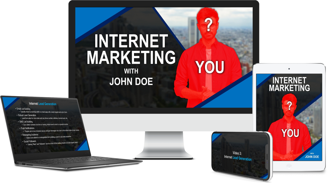 YouPLR Internet Marketing + OTO Free Download