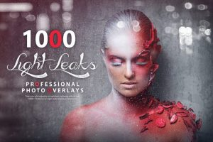 1000 Professional Light Leaks Photo Overlays Free Download