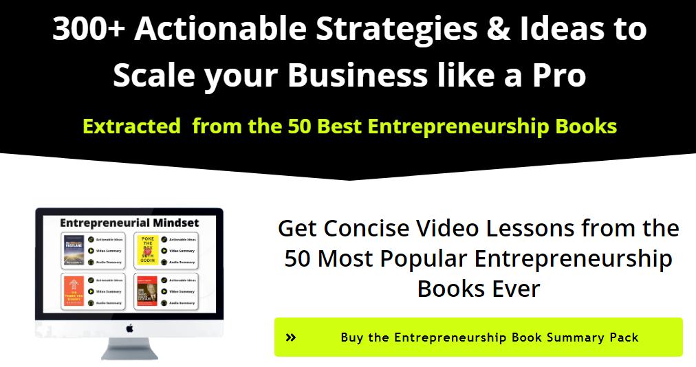 50 Most Popular Entrepreneurship Books Ever Download