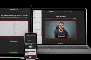Akshay Hallur – BloggingX Pro System Download