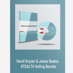 David Snyder & James Seetoo - STEALTH Selling Secrets Free Download