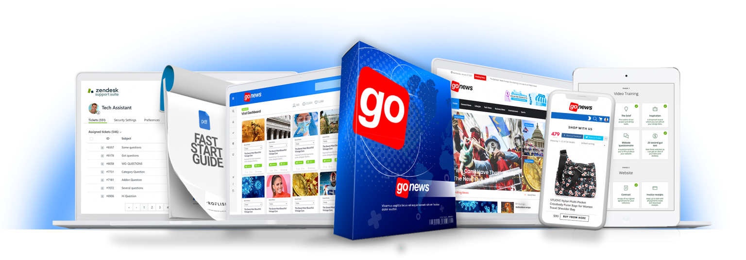 GoNews FE Access Free Download