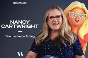 MasterClass – Nancy Cartwright Teaches Voice Acting Free Download