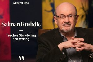 MasterClass - Salman Rushdie Teaches Storytelling and Writing Free Download