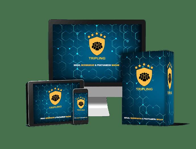 Nikhil Neswankar & Prathamesh Madan - Tripling - TrioMatic Free Download