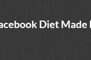 Ross Minchev and Brian Pfeiffer - Facebook Diet Made EZ Video Course Download
