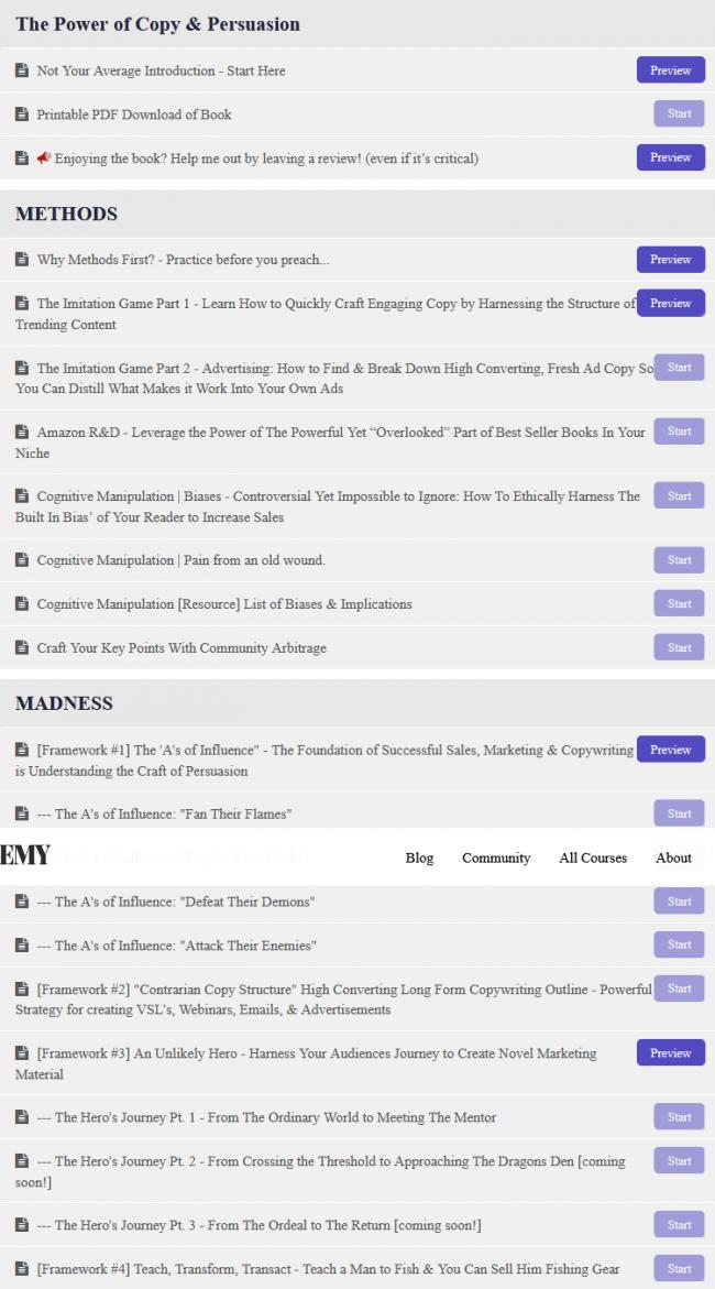 Sean Vosler - 7 Figure Marketing Copy Guide Download