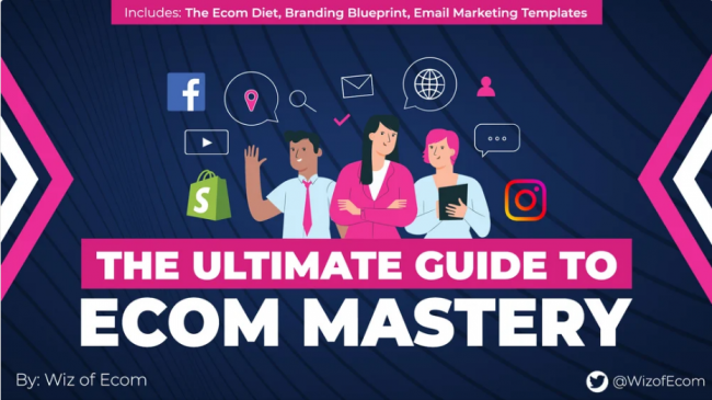 The eCom Mastery Bundle - The Ultimate Guide to Ecom Mastery Download