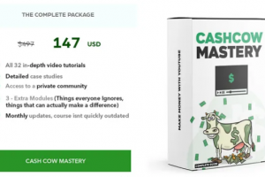 YouTube - CashCow MASTERY (Full Course) Download