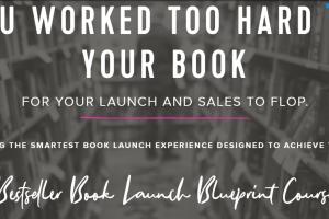 Amber Vilhauer – Bestseller Book Launch Blueprint Download