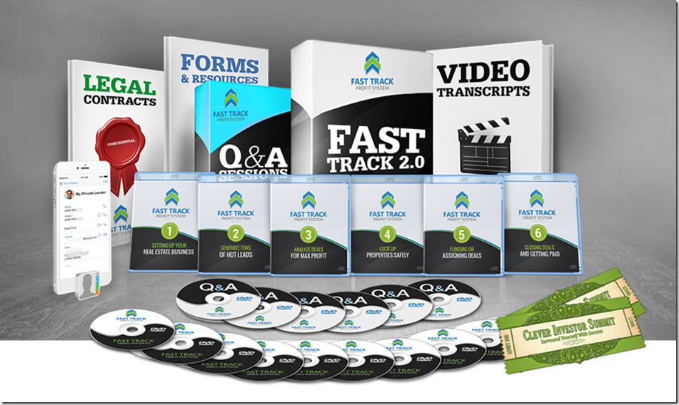 Clever Investor – Fast Track 2.0 Download