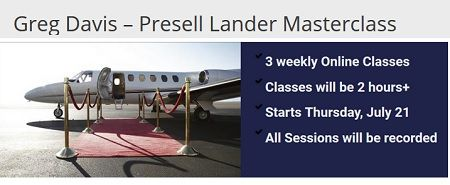 Greg Davis – Presell Landers Masterclass Download