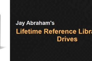 Jay Abraham – Lifetime Reference Library 2.0 Download