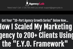 Joel Kaplan – 7 Figures Agency 2.0 Download