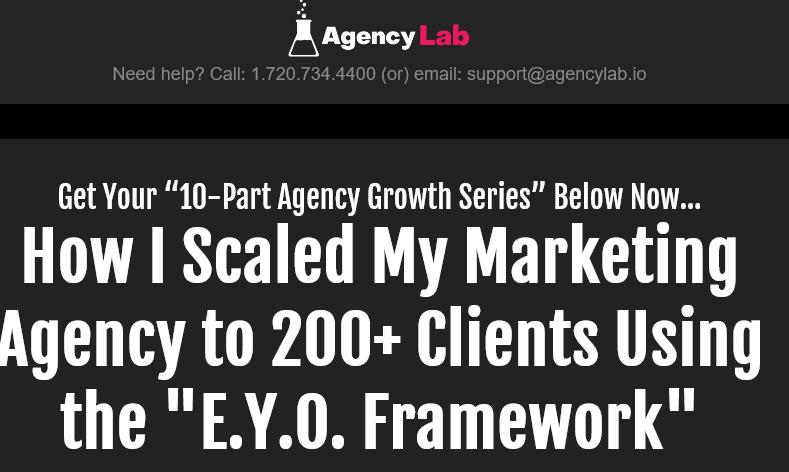 Joel Kaplan – 7 Figures Agency 2.0 Download