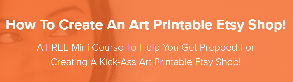 Laura Dezonie - How To Create An Art Printable Etsy Shop Free Download