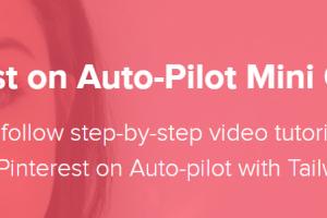 Laura Dezonie - Pinterest on Auto-Pilot Mini Course Free Download