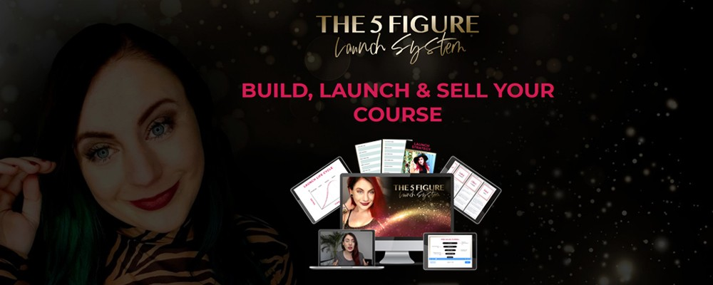 Laurie Burrows – 5 Figure Launch System Download