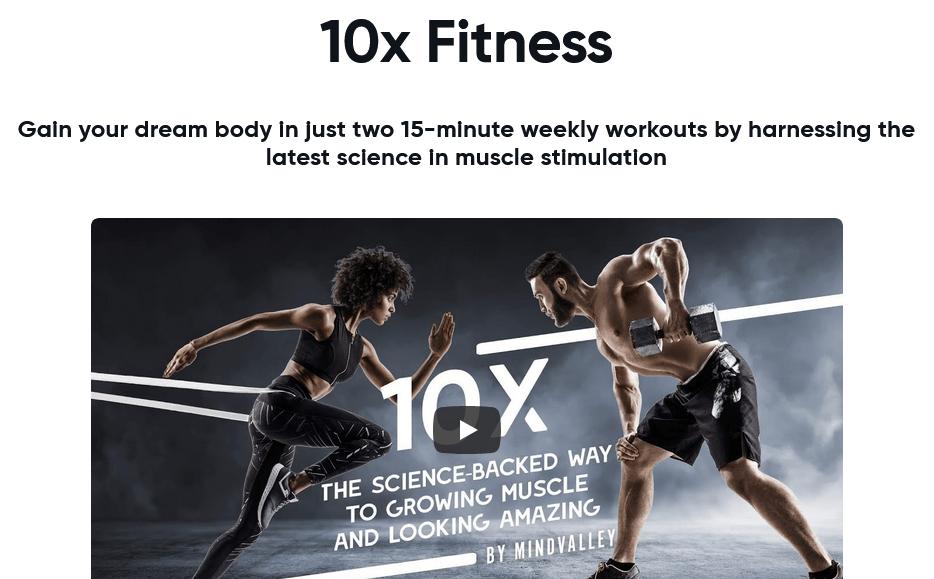 Lorenzo Delano & Ronan Diego de Oliveira - MindValley - 10X Fitness Free Download
