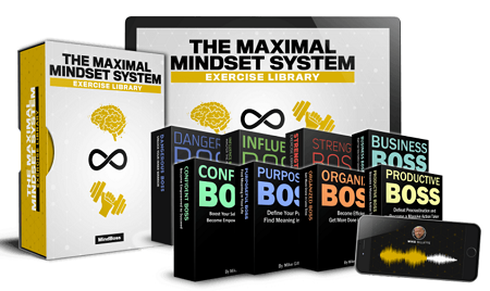 Mike Gillete - The Maximal Mindset System Free Download