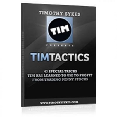 Timothy Sykes - TimTactics Free Download