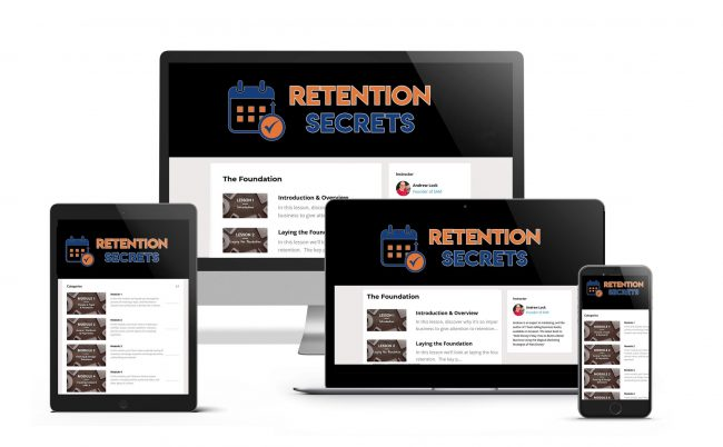 Andrew Lock - Retention Secrets Download