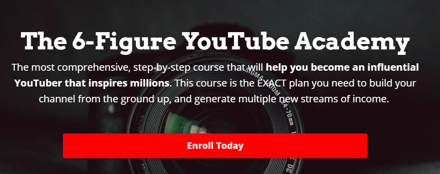 Charlie Chang - The 6-Figure YouTube Academy Download