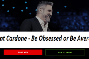 Grant Cardone - Be Obsessed or Be Average Free Download