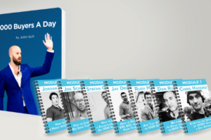 Justin Goff – Marketing Letter 1000 Buyers a Day Download