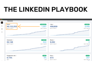 Justin Welsh - The LinkedIn Playbook - From 0 to 80k+ Followers Free Download
