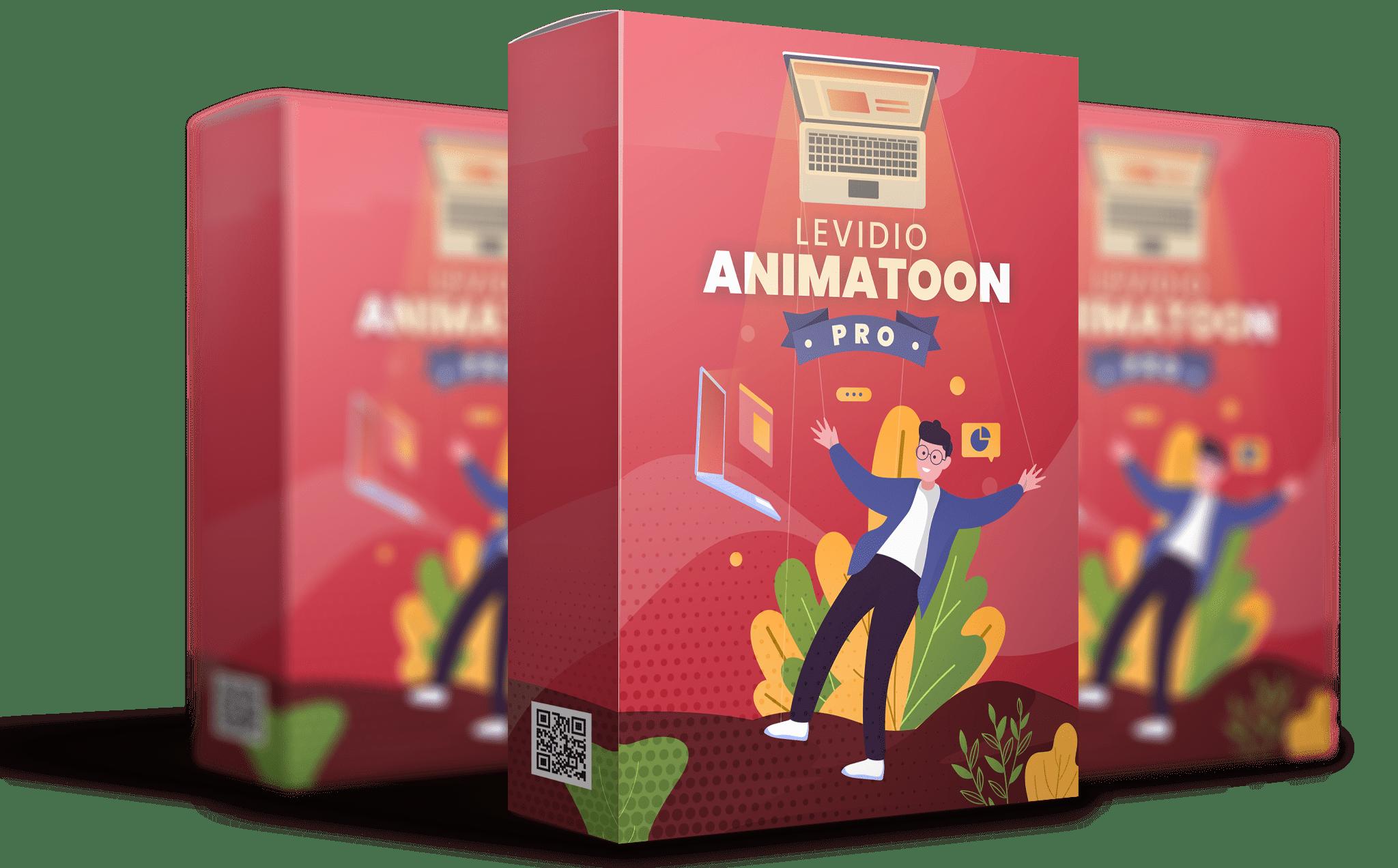 Levidio Animatoon - PRO Free Download